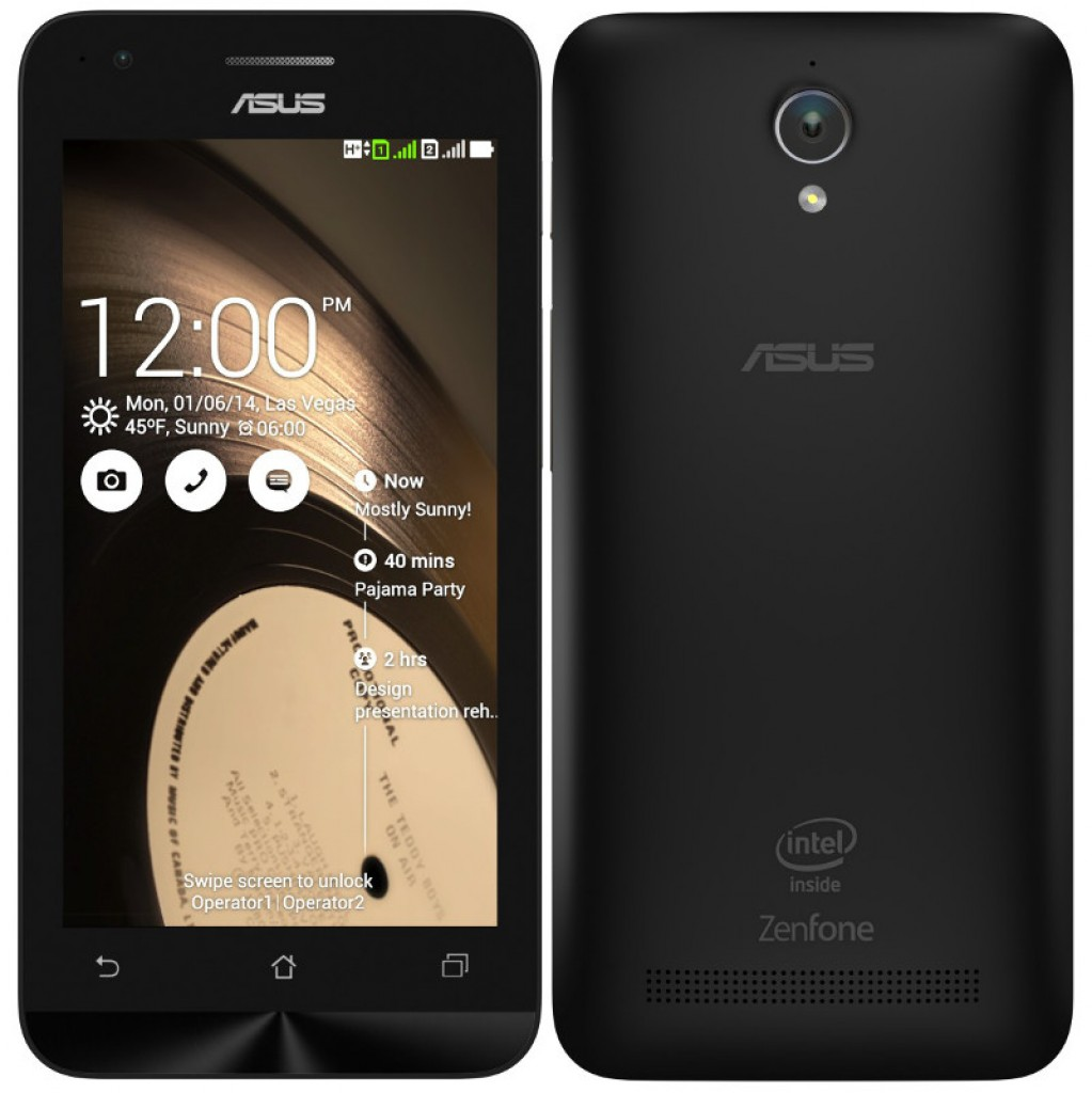 Asus ZenFone C With 45 Display Intel Processor For Rs 5999