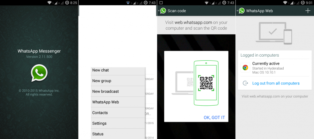 download whatsapp for pc apk