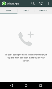 WhatsApp Voicecalling 2