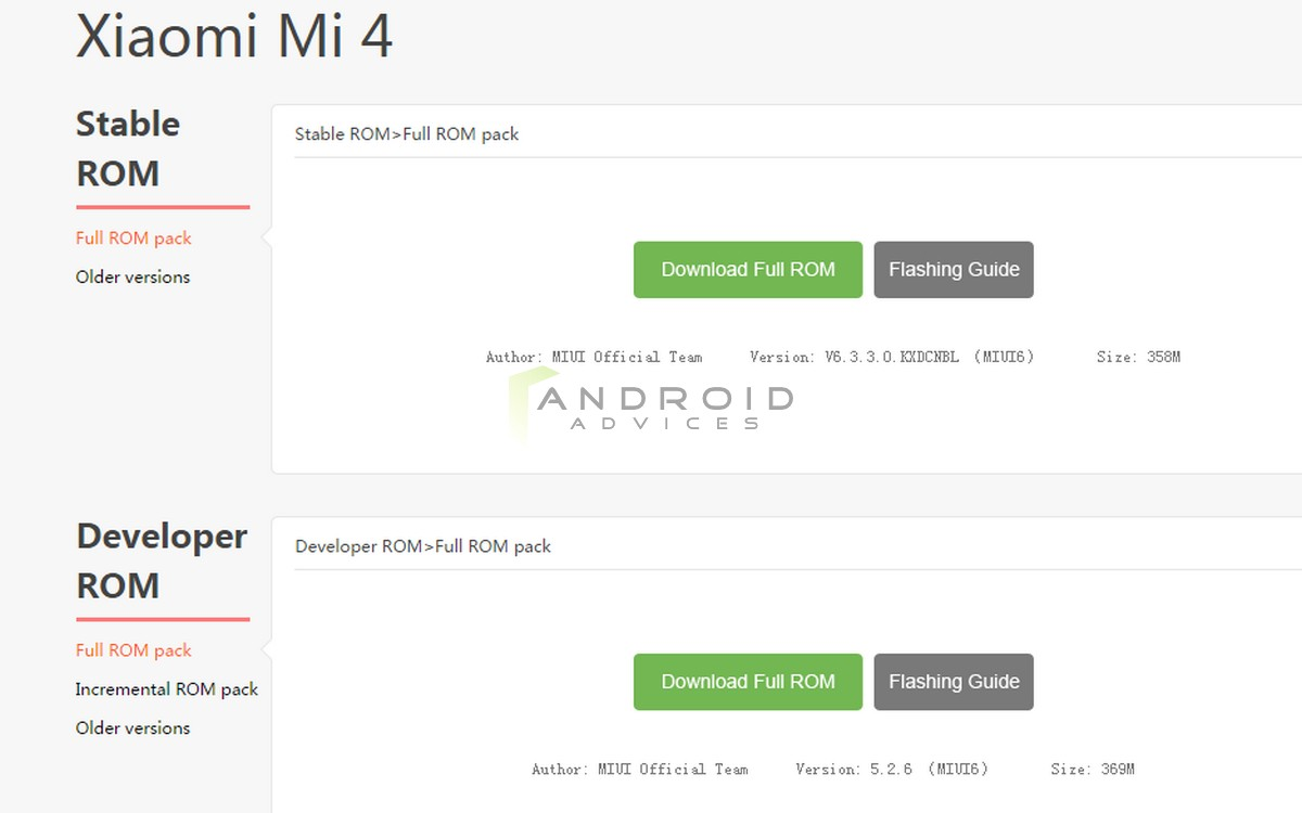 How To Root Xiaomi Mi 4 Without Voiding Loosing Warranty