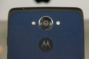 Droid Turbo Ballistic Nylon Back