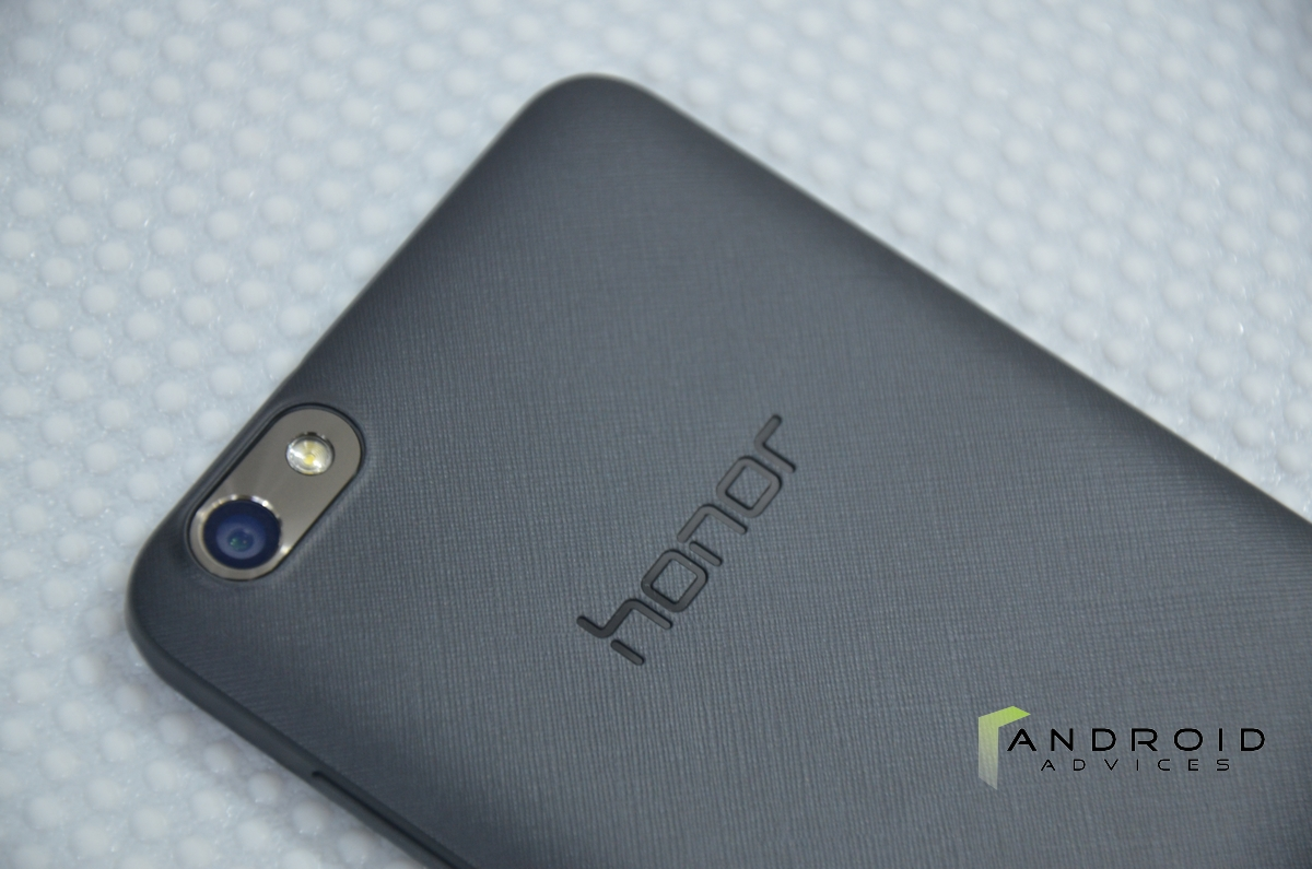 Huawei Honor 4X - Rear Camera