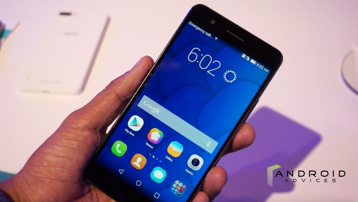 Huawei Honor 6 Plus - Display