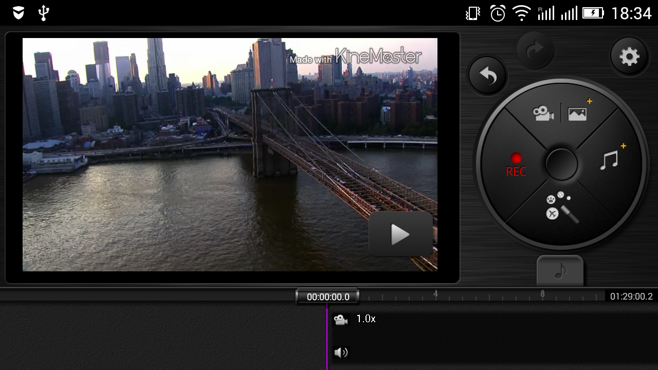 filmora video editor free download for android