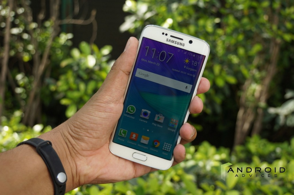 Samsung Galaxy S6 Edge - First Impressions (1)