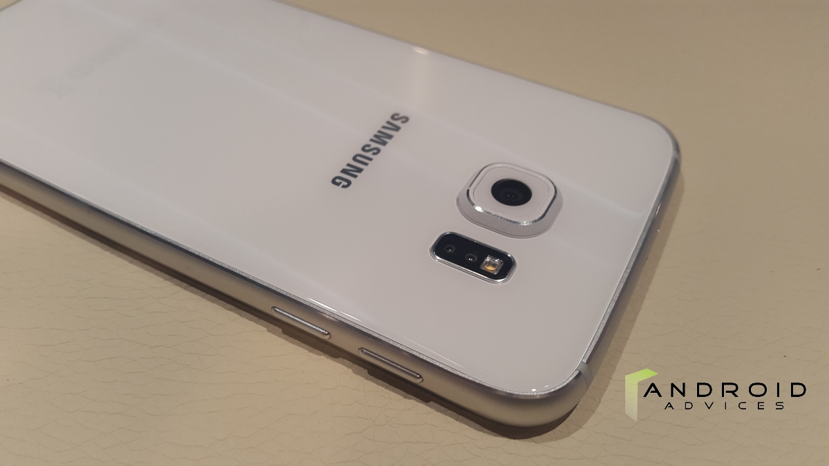 Samsung Galaxy S6 - Rear Camera