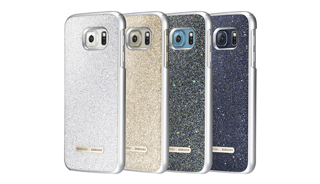 Swarovski - Samsung Galaxy S6 and S6 Edge