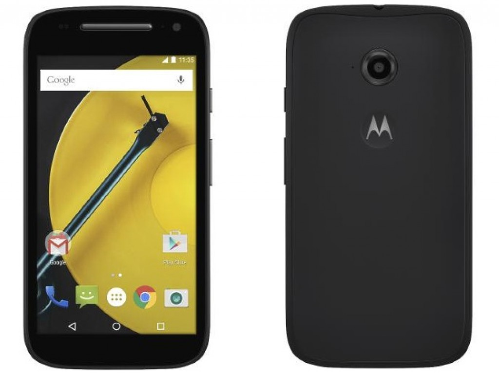 Moto E (2nd Gen) 4G LTE now Receiving Android 5.1 Update ...