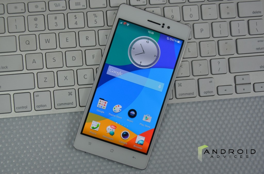 OPPO R5 - Display