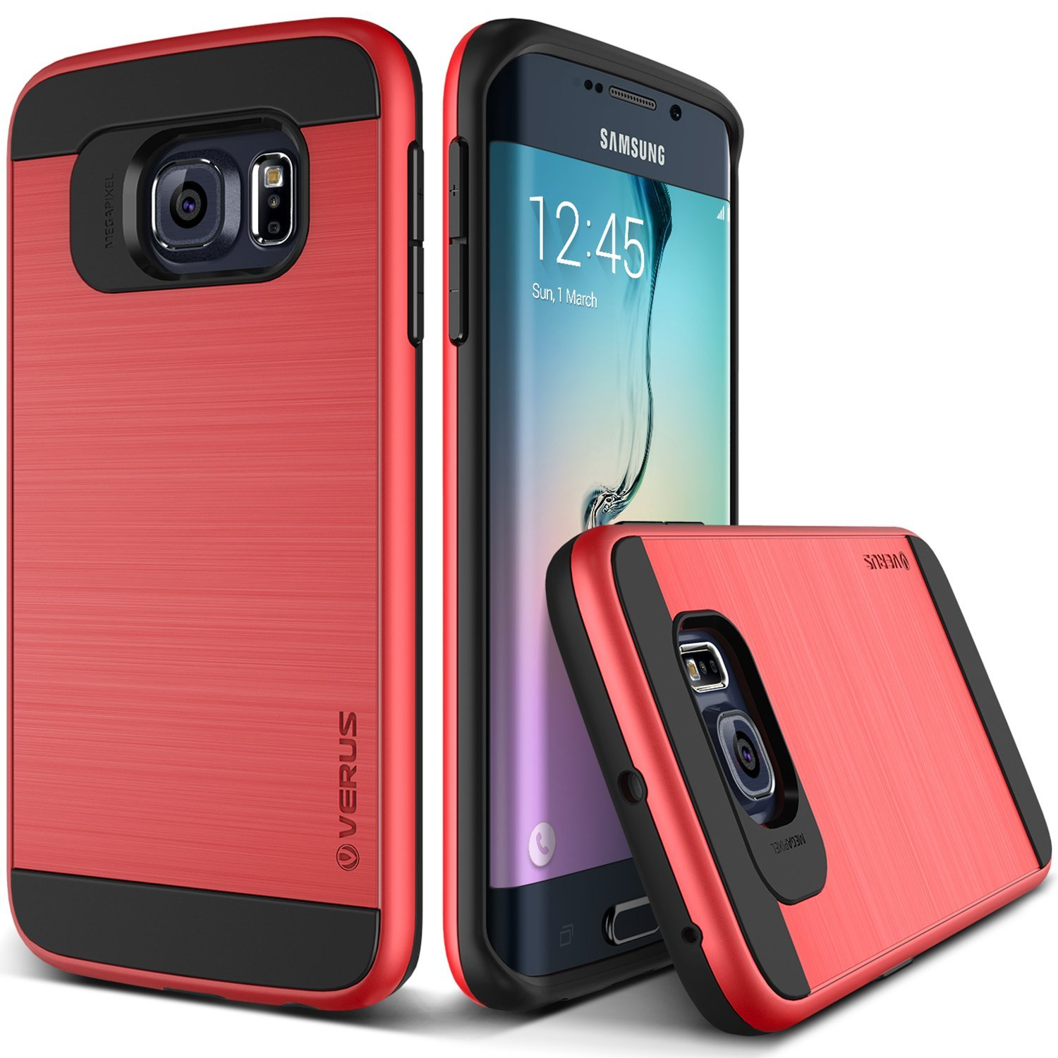 Best Samsung Galaxy S6 Edge Cases For Style Protection Android Case Note 9 Spigen Modern Slim Design Neo Hybrid Casing Burgundy Verus Air Space Cushion