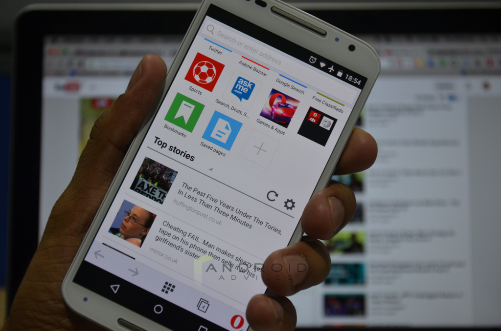 Opera Mini for Android