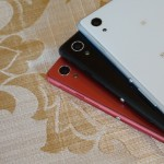 Sony Xperia M4 Aqua - Color Variants