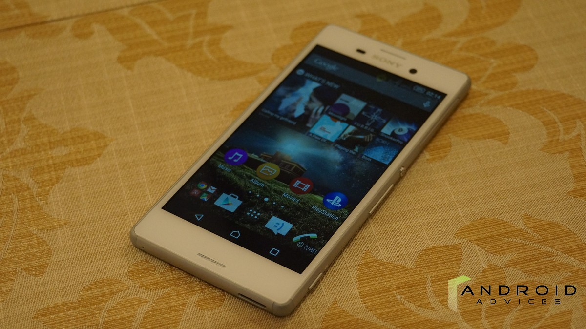 Sony Xperia M4 Aqua Launched In India For Inr 24990 Hands On Quick Review Android Advices
