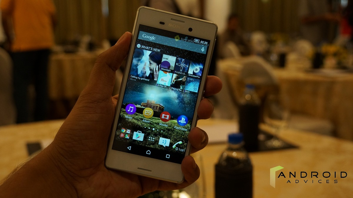 Sony Xperia M4 Aqua Launched In India For Inr 24990 Hands On Os