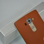 LG G4 - Leather Cover