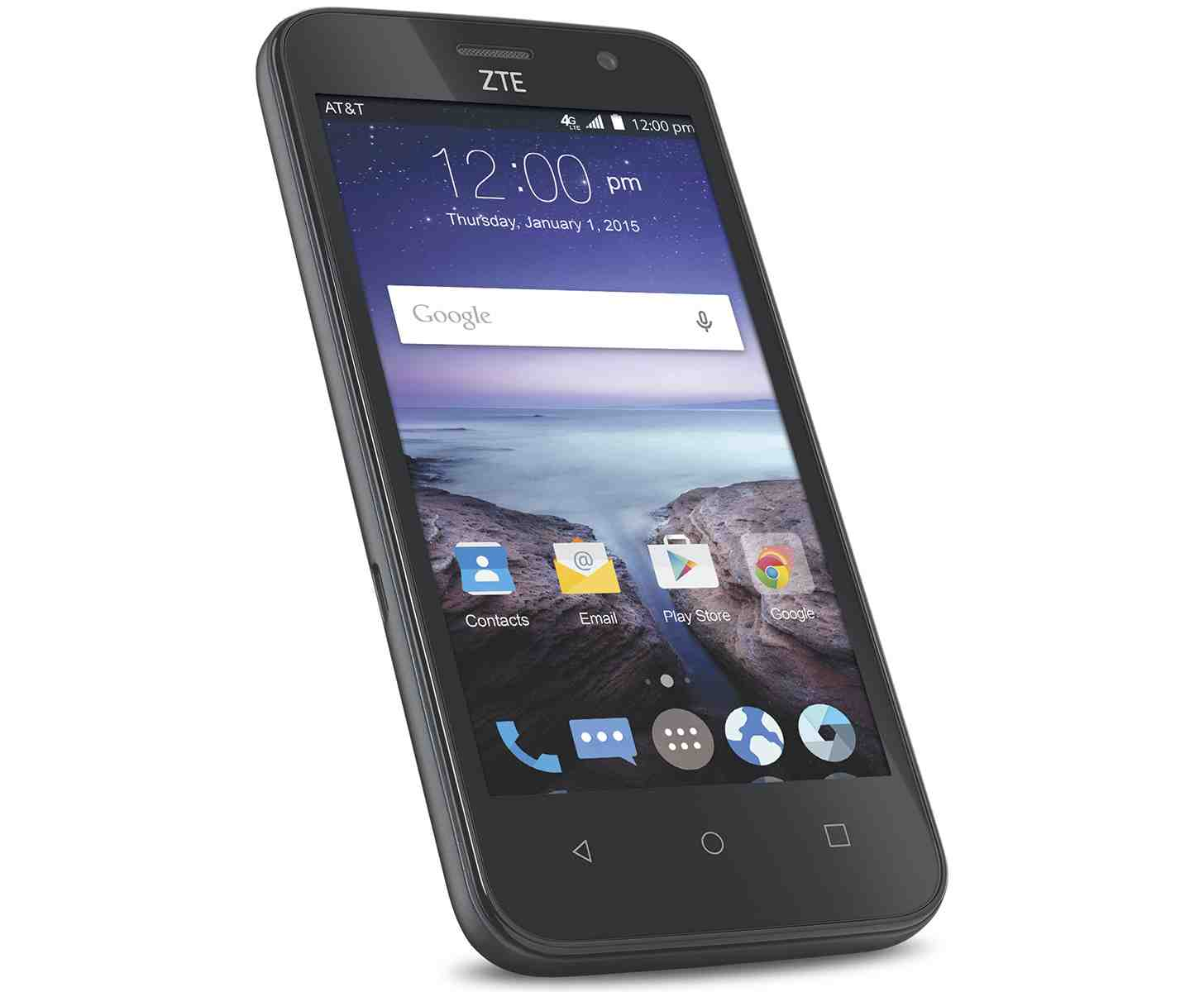 Zte Unveiled Two New Android Phones Zte Maven And Zte