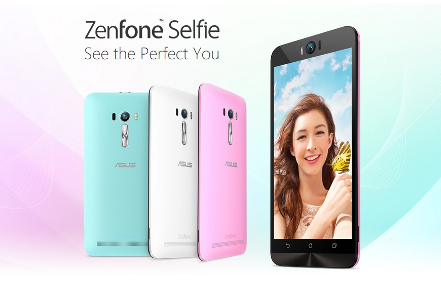 Zenfone Selfie Launched
