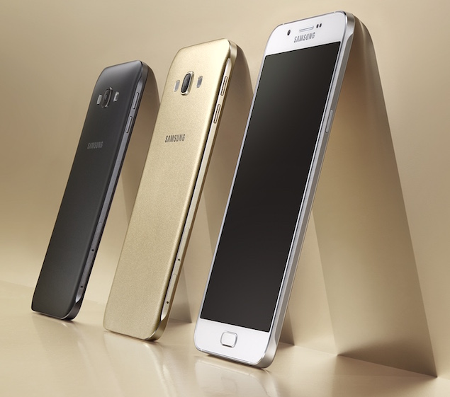 samsung galaxy a8 launched in india