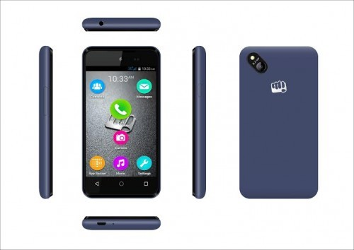 Micromax BOLT D303 with 10 regional languages support ...
