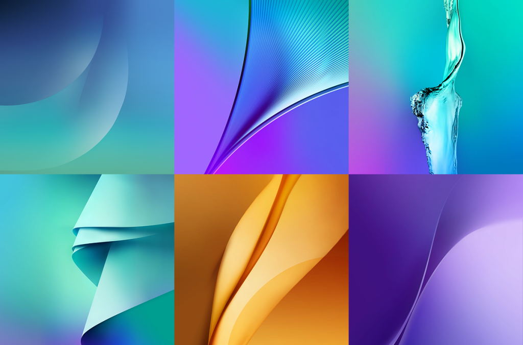 Download Official Galaxy Note 5 Wallpapers Official