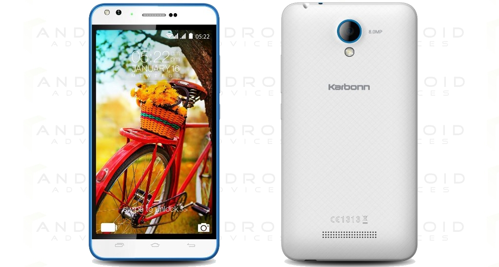 Karbonn Titanium Machfive  launched  in india (1)