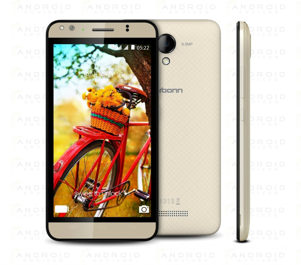 Karbonn Titanium Machfive  launched  in india (2)