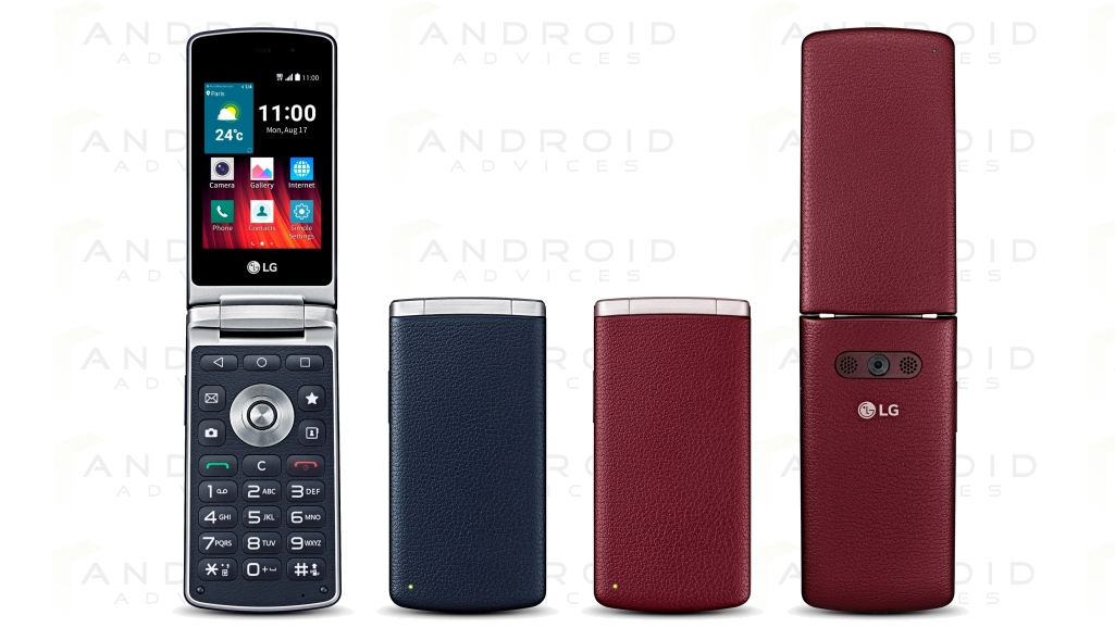 LG Wine Smart Clamshell 1