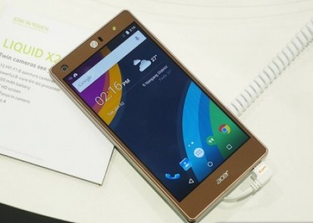 Acer Launches Liquid Z330 Z530 And Z630 Smartphones In