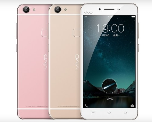Image result for Vivo X6s & Vivo X6s Plus