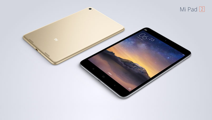 xiaomi-mi-pad 2-launch