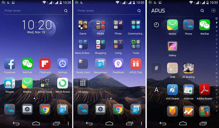 Best Android Launchers Of 2016 You Should Give A Try