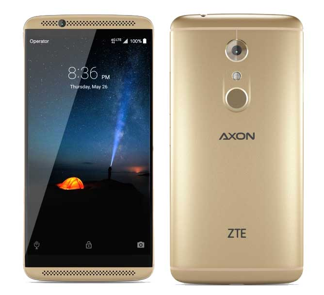 zte axon multi application determines what