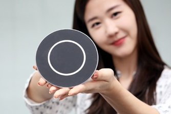 LG Innotek wireless charging pad