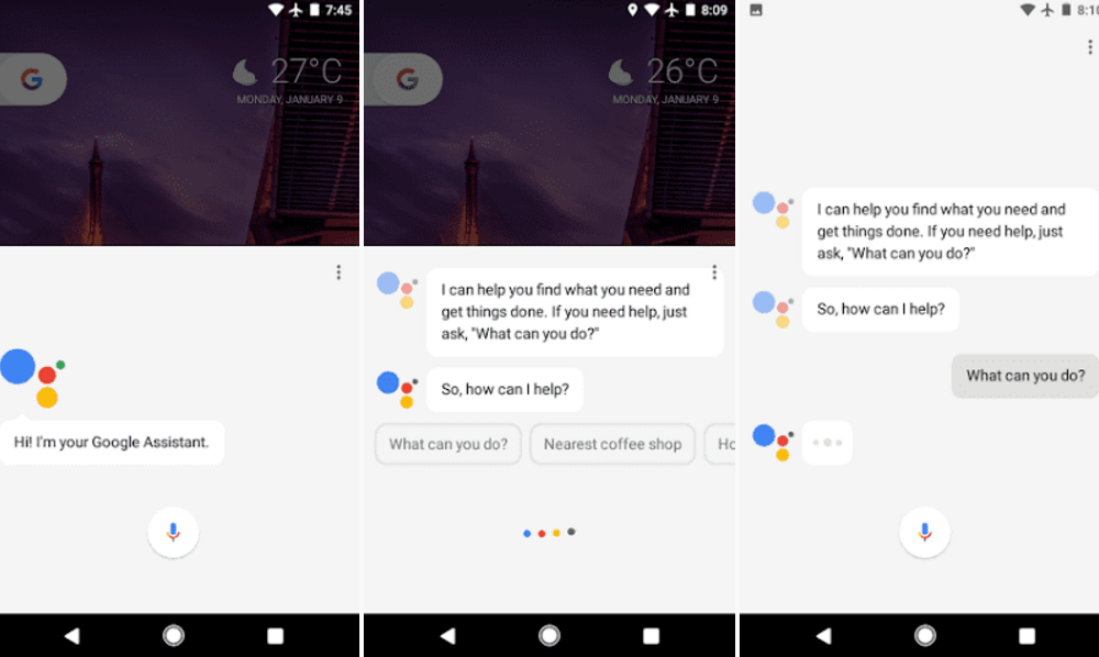 how to get google assistant