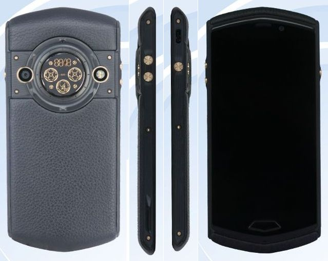 Everest luxury smartphone 8848 M4 Spotted on TENAA with ...