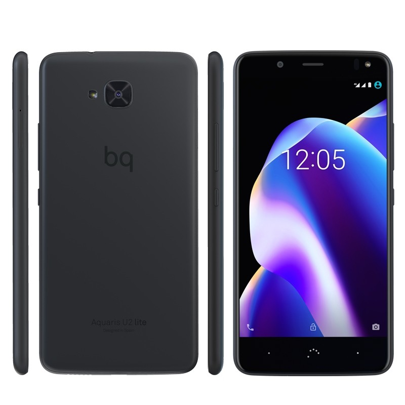 "BQ Aquaris U2 & U2 Lite with 5.2"" HD Display & Android ..."