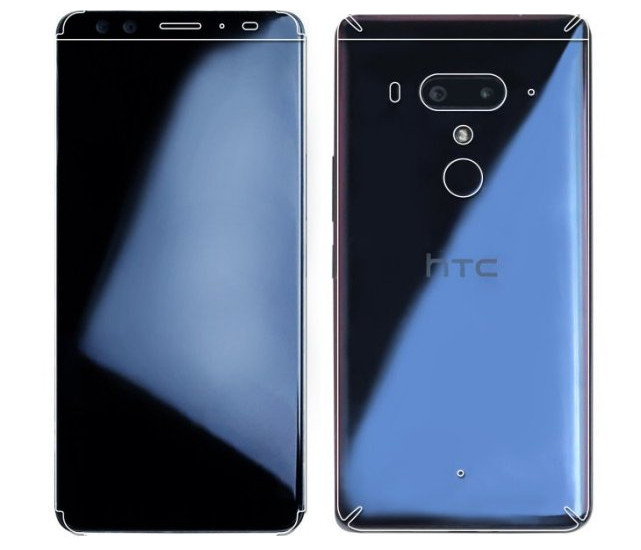 HTC U12+ specifications leaks online with 8GB RAM and f/1 ...