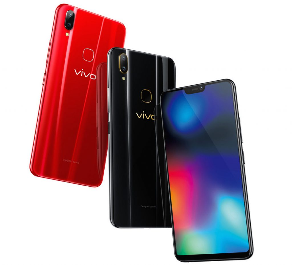 Vivo Z1i announced
