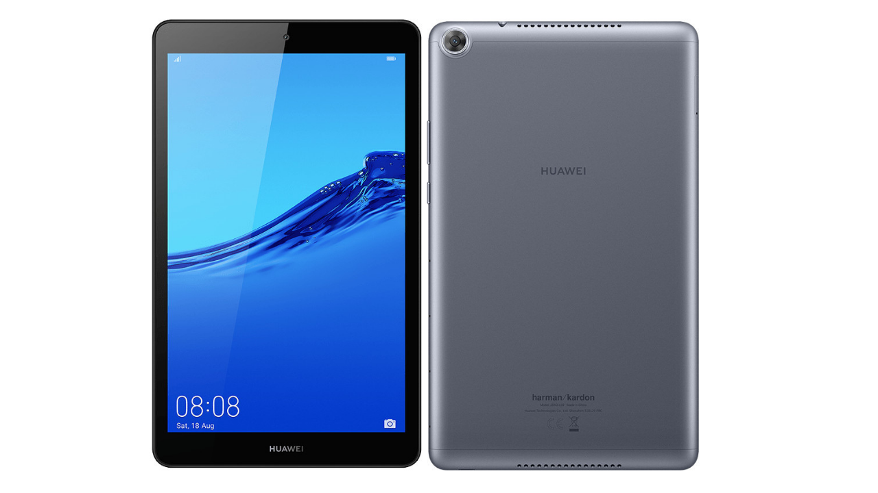 """Huawei Announces its 8"""" MediaPad M5 Lite with Android 9"""